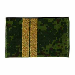 Фальш погон младший сержант ВС