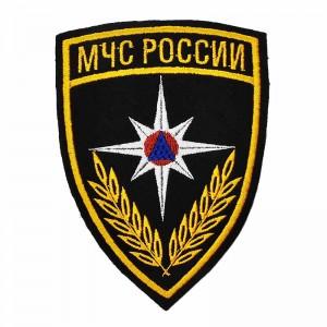 Шеврон нашивка МЧС России на форму