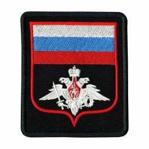 Шеврон нашивка ВС Министерство обороны МО