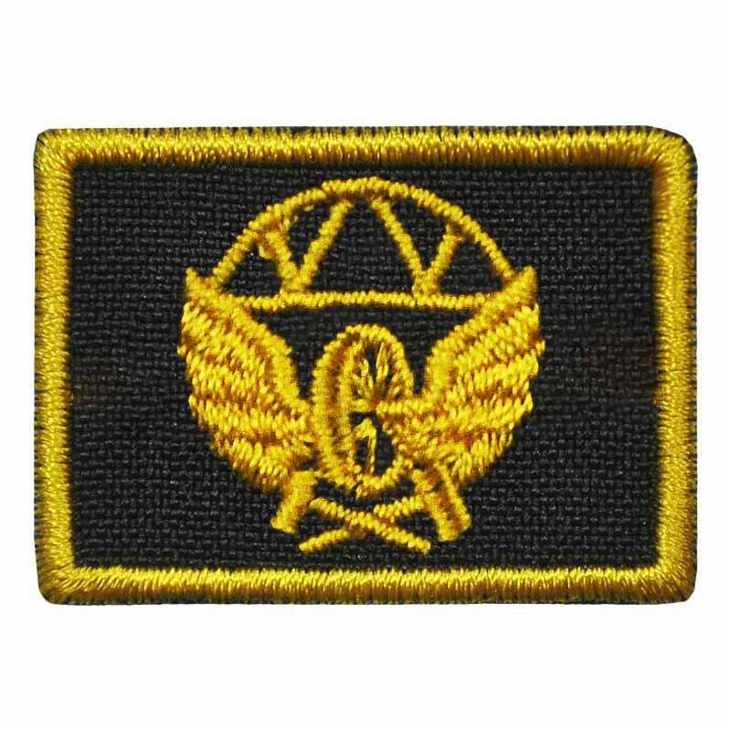 Петлица Железнодорожные войска