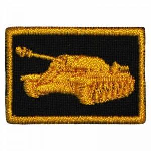 Петлица нашивка шеврон танковые войска купить