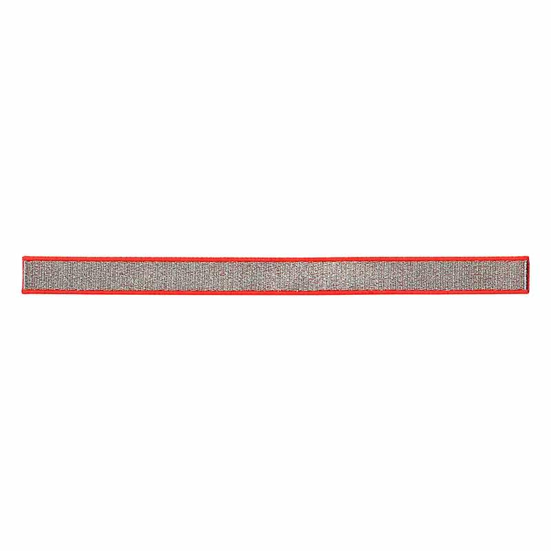 Нашивка РЖД нарукавная лента галун