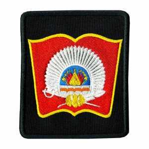 Нашивка омского кадетского корпуса
