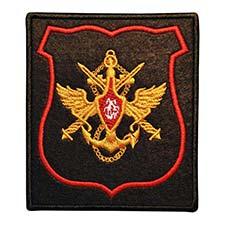 Шеврон ВС Центральный Орган Военного Управления