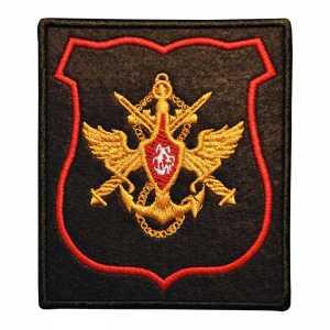 Шеврон Центральные Органы Военного Управления приказ 300